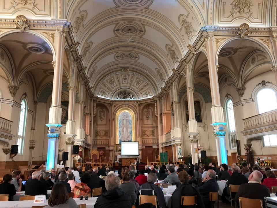 Sauvegarde des églises: Des pistes de solution sont avancées lors d'un forum